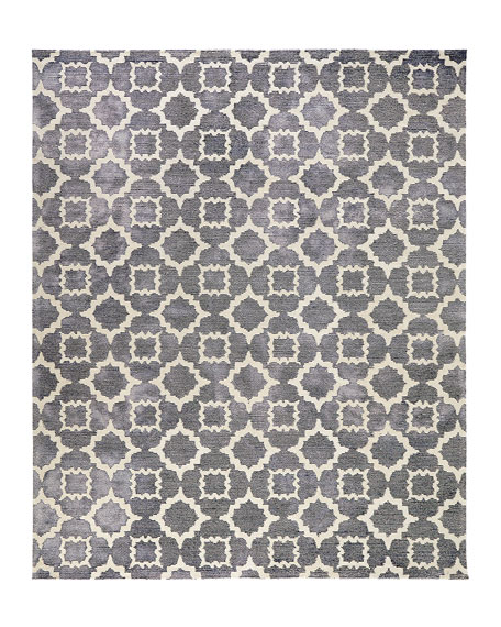 Reeve Hand-Knotted Rug, 8' x 10'