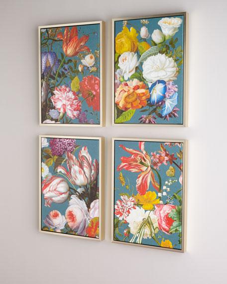 Adorned Bouquet, Set of 4