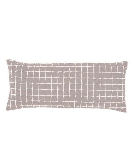 Chadna Pearl Decorative Double Boudoir Pillow
