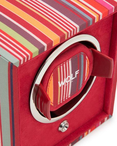 Howard Stripe Cub Single Watch Winder