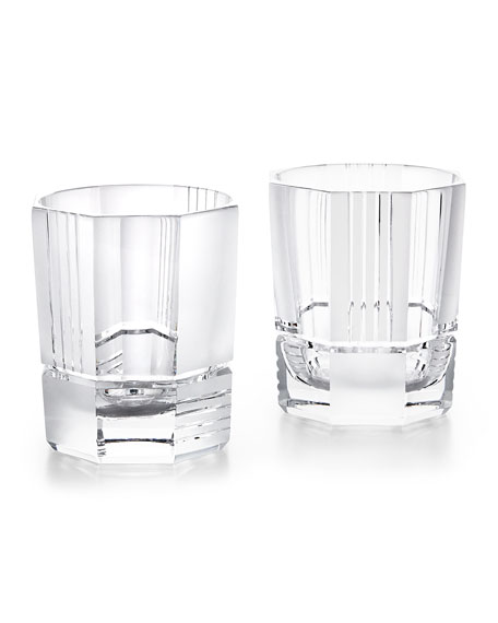 Mercer Double Old-Fashioned, Set of 2