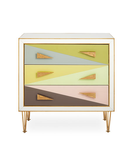 Harlequin 3-Drawer Chest