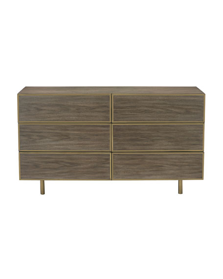 Profile 6-Drawer Dresser
