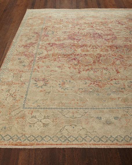 Rai Hand-Knotted Rug, 10' x 14'