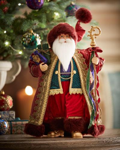 Handmade Spiritual Santa, 18