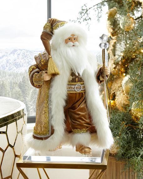 Glimmer and Gold Santa, 18