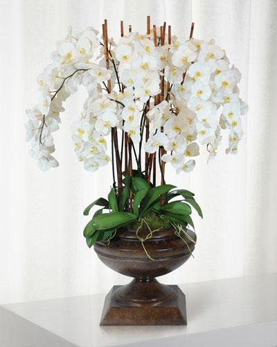 Home Decor Livermore: Faux Floral Arrangements At Neiman Marcus
