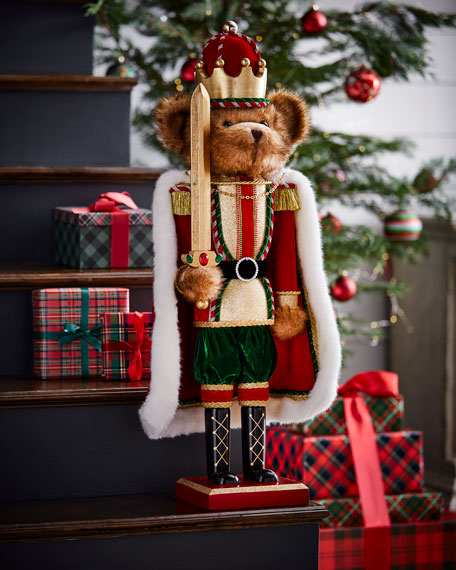 Sword Bear Nutcracker, 32