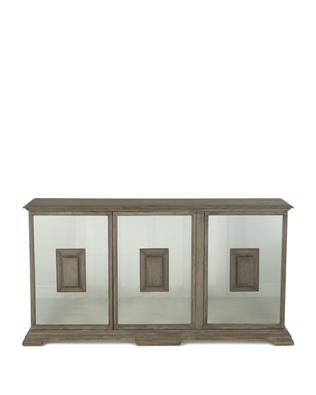 Roberto Mirrored Buffet