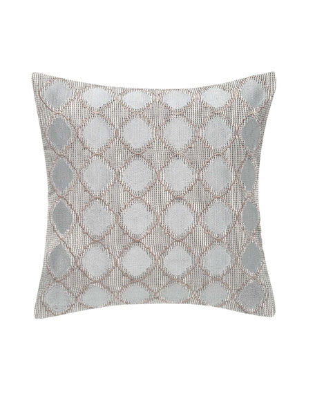 "Edienne Decorative Pillow, 18""Sq."