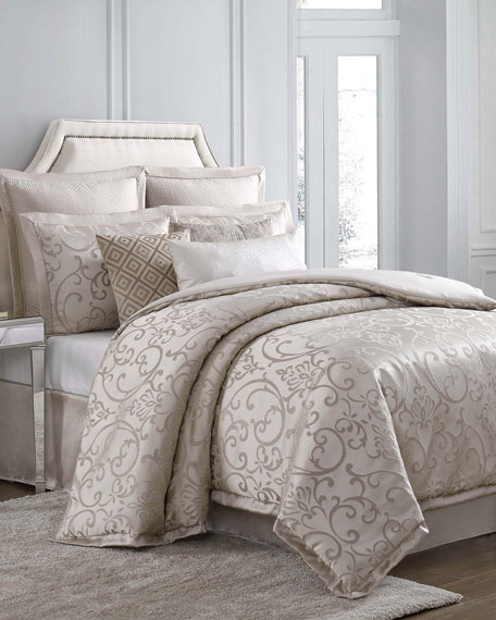 Avalon 4-Piece King Duvet Cover Set
