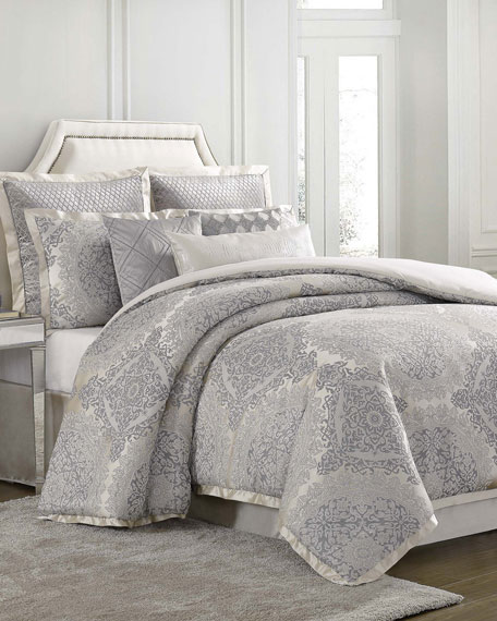 Edienne 4-Piece King Duvet Cover Set