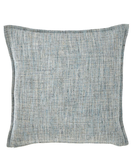 Fino Lino Linen & Lace Bradwell Square Throw