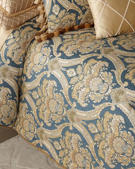Austin Horn Classics Celia 3-Piece King Comforter Set