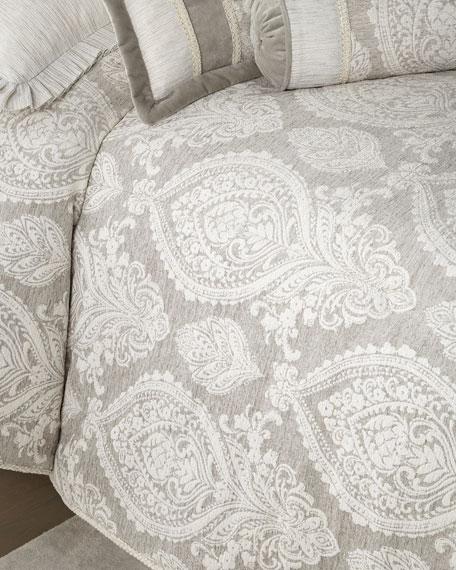 Austin Horn Classics Novette Queen Comforter and Matching