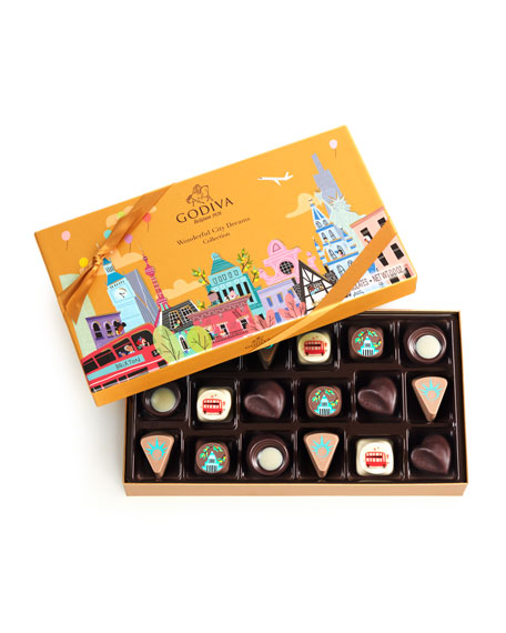 18-Piece Wonderful City of Dreams Collection