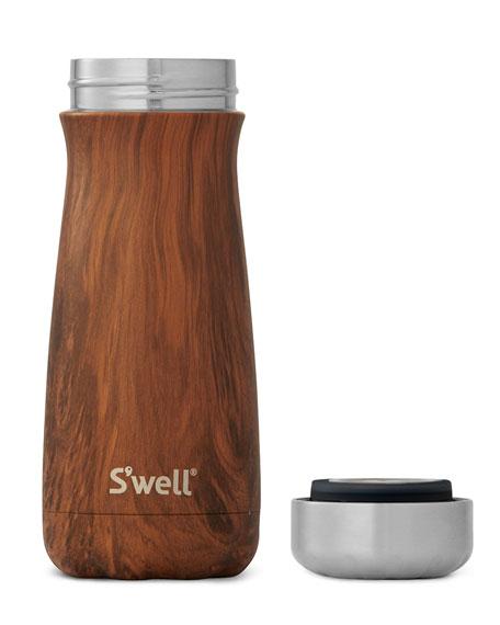 Teakwood Traveler 16-oz. Reusable Bottle