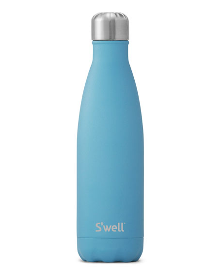 Blue Flourite Stone 17-oz. Reusable Bottle