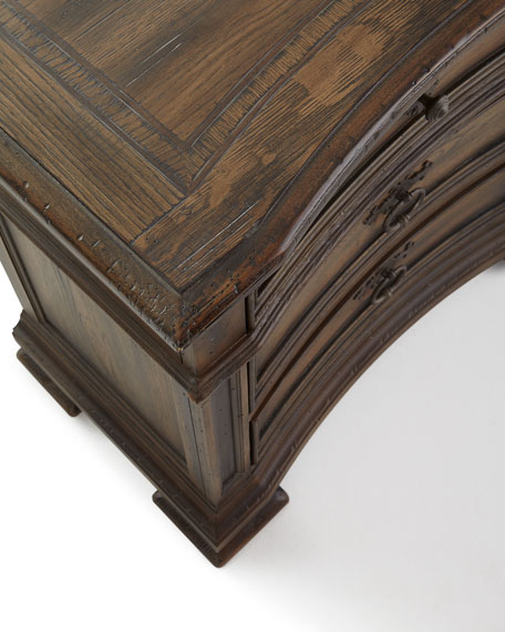 Casella Three-Drawer Night Stand