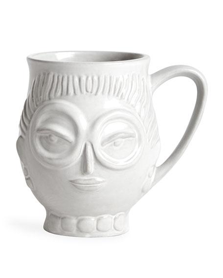 Jonathan Adler Utopia Eye-Con Iris Guggenheim Mug