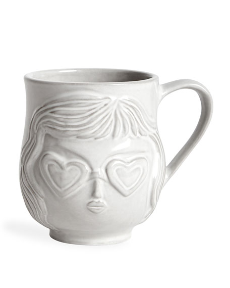 Utopia Eye-Con Lolita Collins Mug