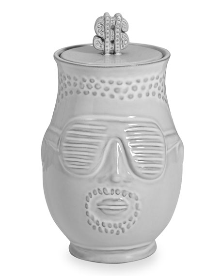 Jonathan Adler The Hip Hop Prince Canister and