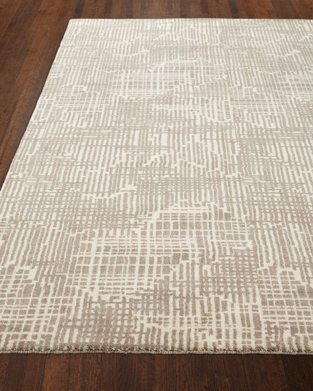 Dash & Albert Rug Company Justine Loom-Knotted Runner,