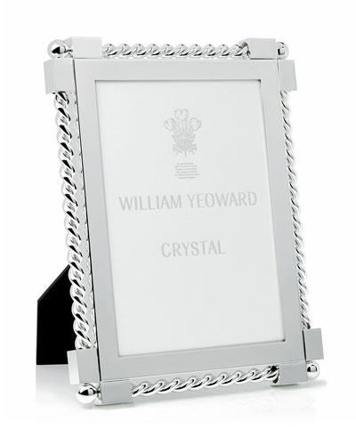 Silver Twist Picture Frame, 5