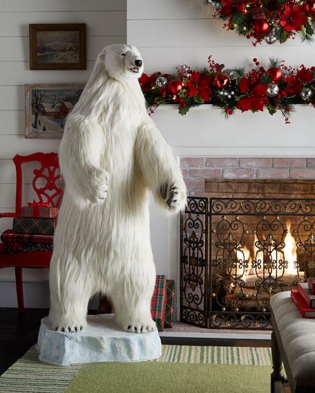 Singing Polar Bear