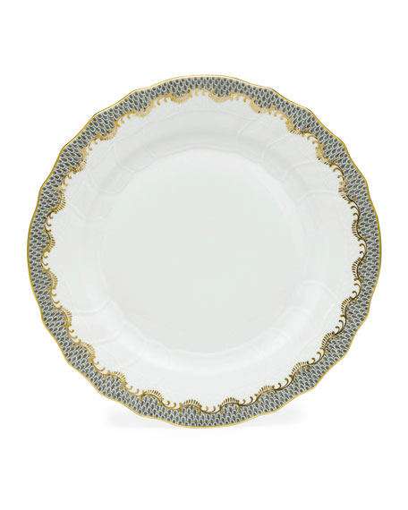 Herend Fishscale Dinner Plate