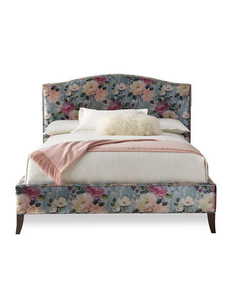 Lillie Floral Queen Bed