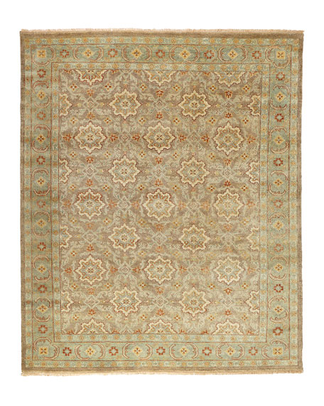 "Sebastian Hand-Knotted Rug, 9'9"" x 13'9"""