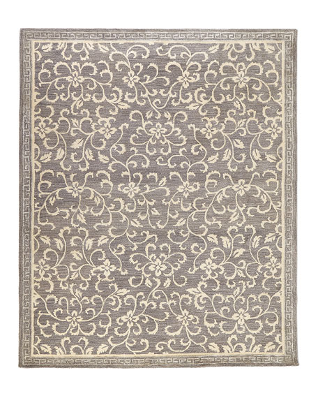 Poppy Hand-Tufted Rug, 8.6' x 11.6'