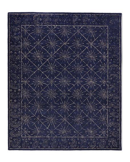 Stephano Hand-Tufted Rug, 7.6' x 9.6'