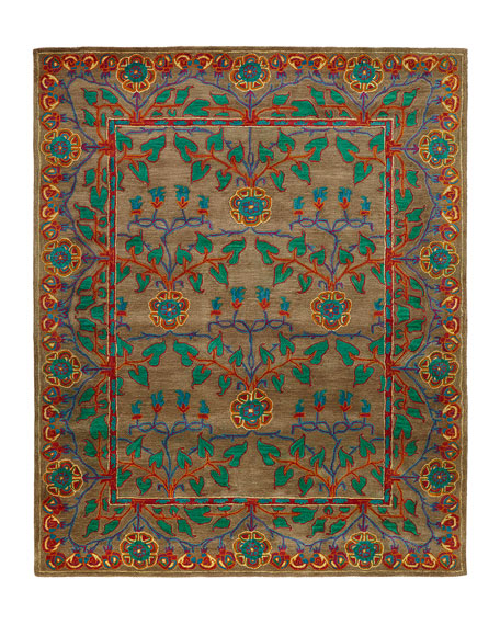 Alonso Hand-Tufted Rug, 8.6' x 11.6'
