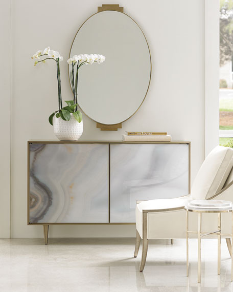 Extrav-Agate Cabinet