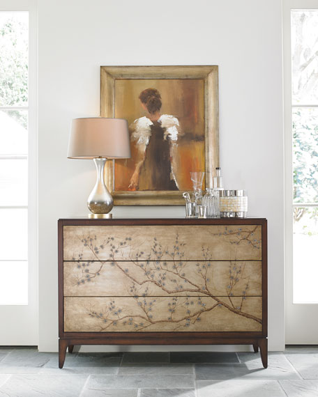 Awesome Blossom Chest of Drawers