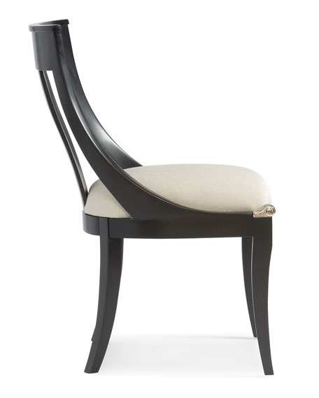 Carte Blanche Dining Chairs, Set of 2