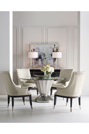 Awe Inspiring Dining Chairs At Neiman Marcus Beatyapartments Chair Design Images Beatyapartmentscom