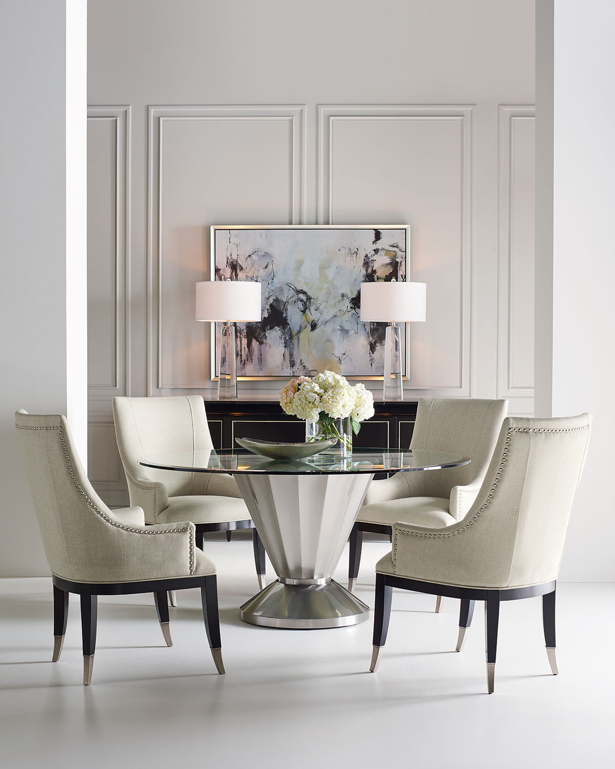 Caracole A La Carte Dining Chairs Set Of 2