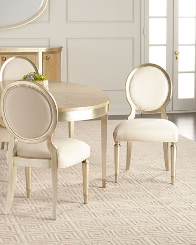 May I Join You? Side Chairs  Set of 2
