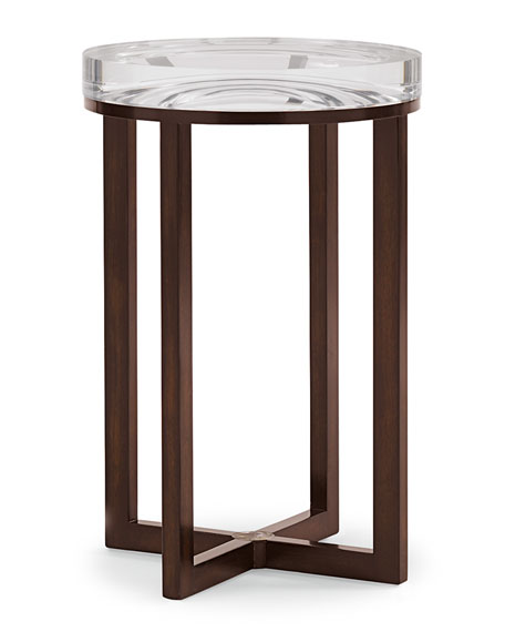 Depth Perception Side Table