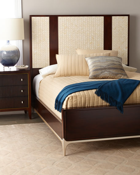 caracole In Your Dreams Queen Bed and Matching