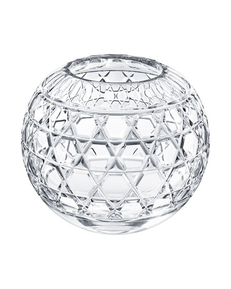 Royal Medium Vase, Clear