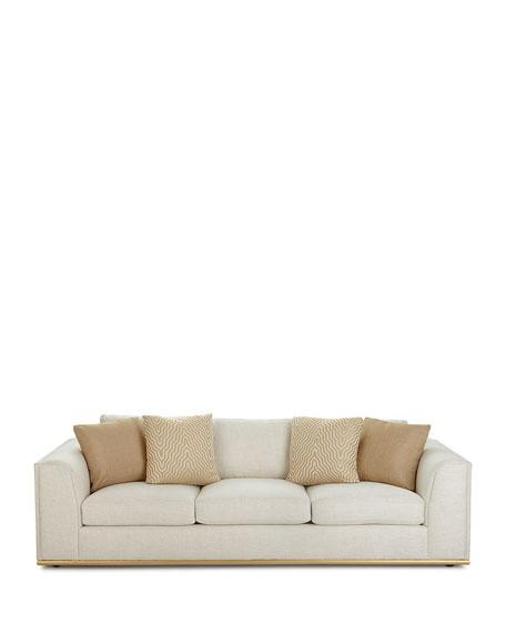 Prauge Golden-Base Sofa