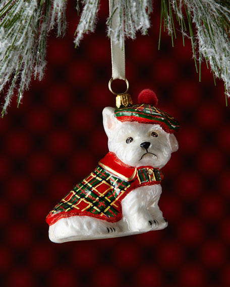 Joy To The World Collectibles Westie Dog in