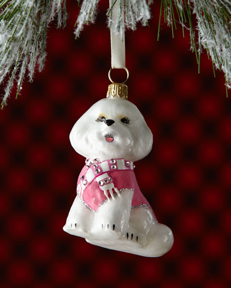 Joy To The World Collectibles Bichon Frise Dog