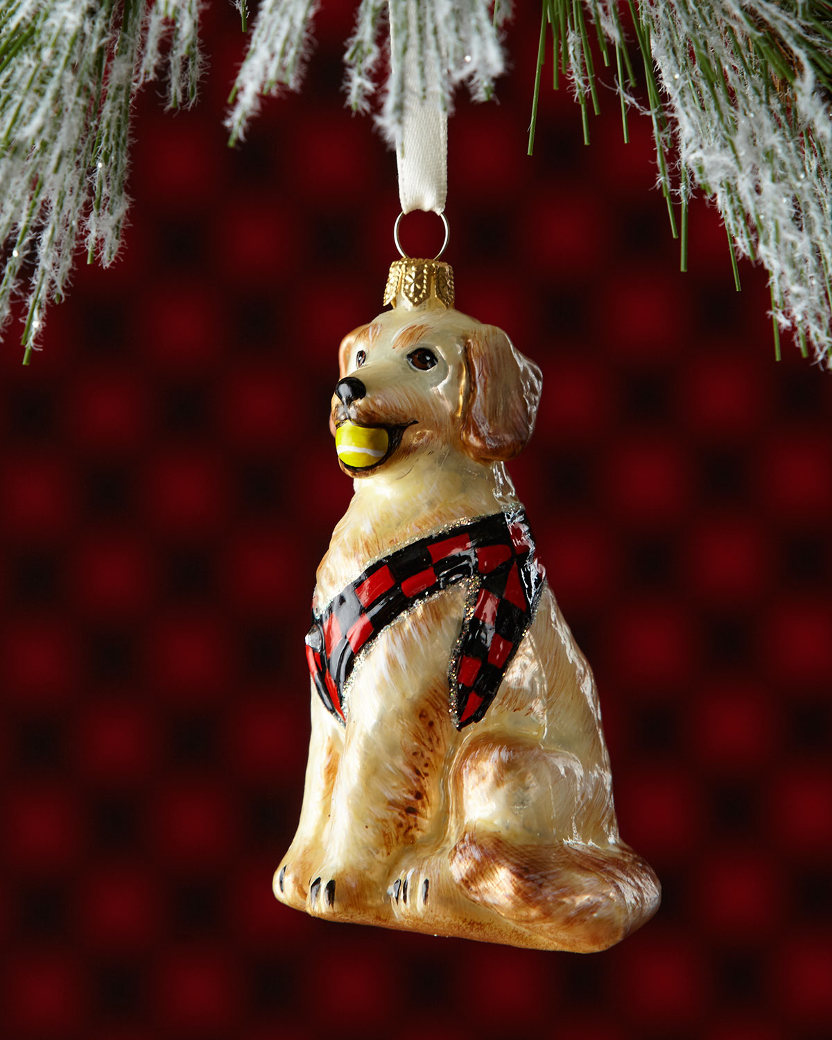 Wedding Gift Stores Nyc: Joy To The World Collectibles Golden Retriever Dog With