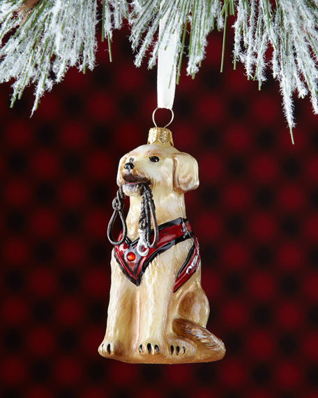 Joy To The World Collectibles Yellow Lab Dog