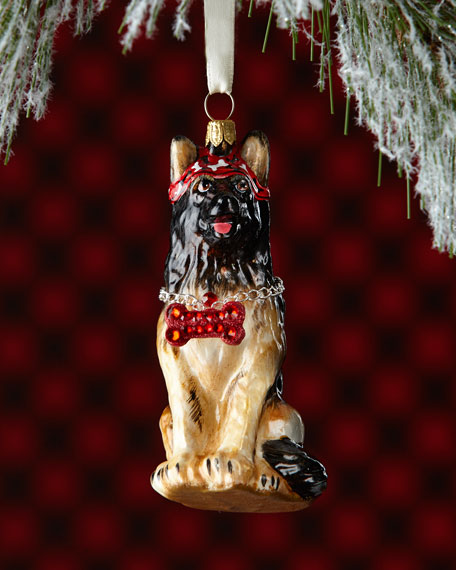 Joy To The World Collectibles German Shepherd Dog